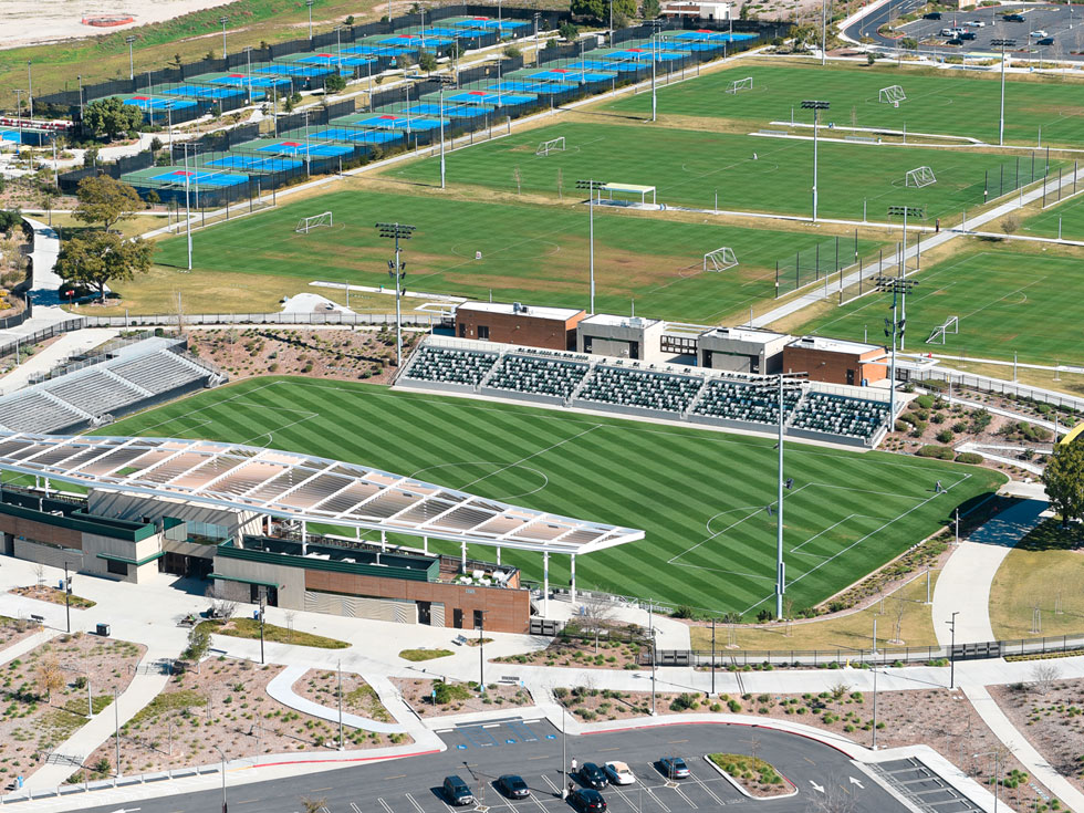video surveillance system athletic fields