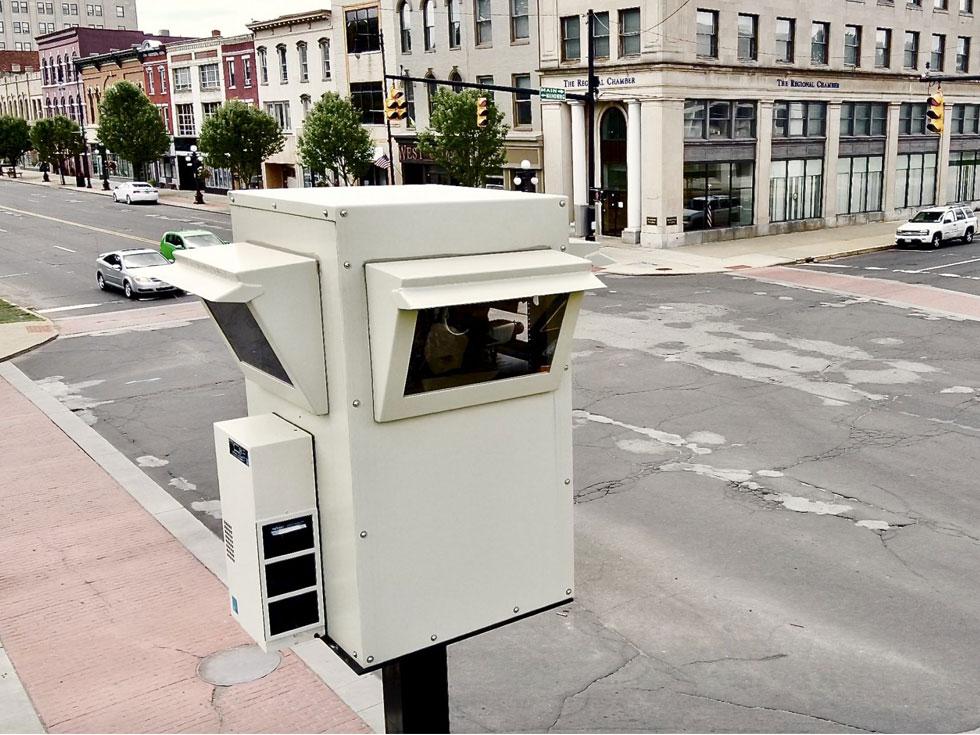 video surveillance unit intersections