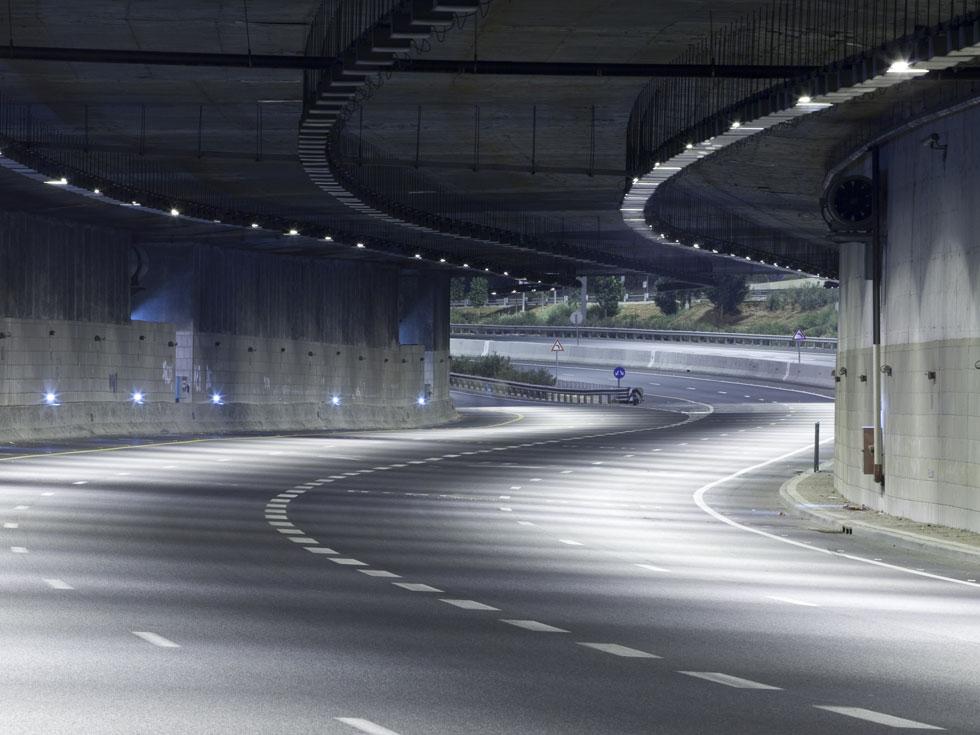 video surveillance unit tunnels